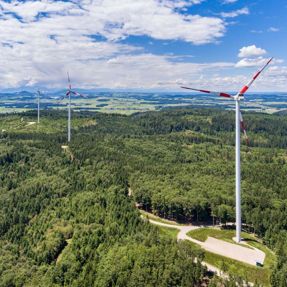 Windpark Munderfing